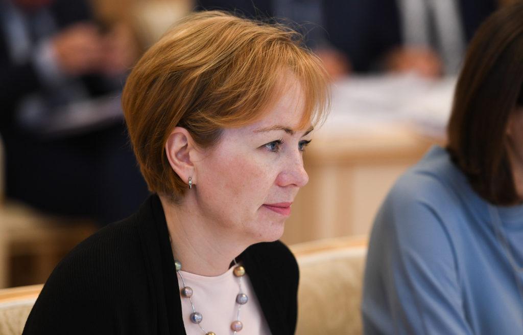 Елена Хохлова