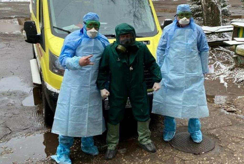 Жительницу Конакова, вернувшуюся из Европы, проверяют на коронавирус