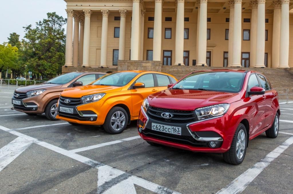 Автомобили LADA теперь можно заказать онлайн с доставкой на дом