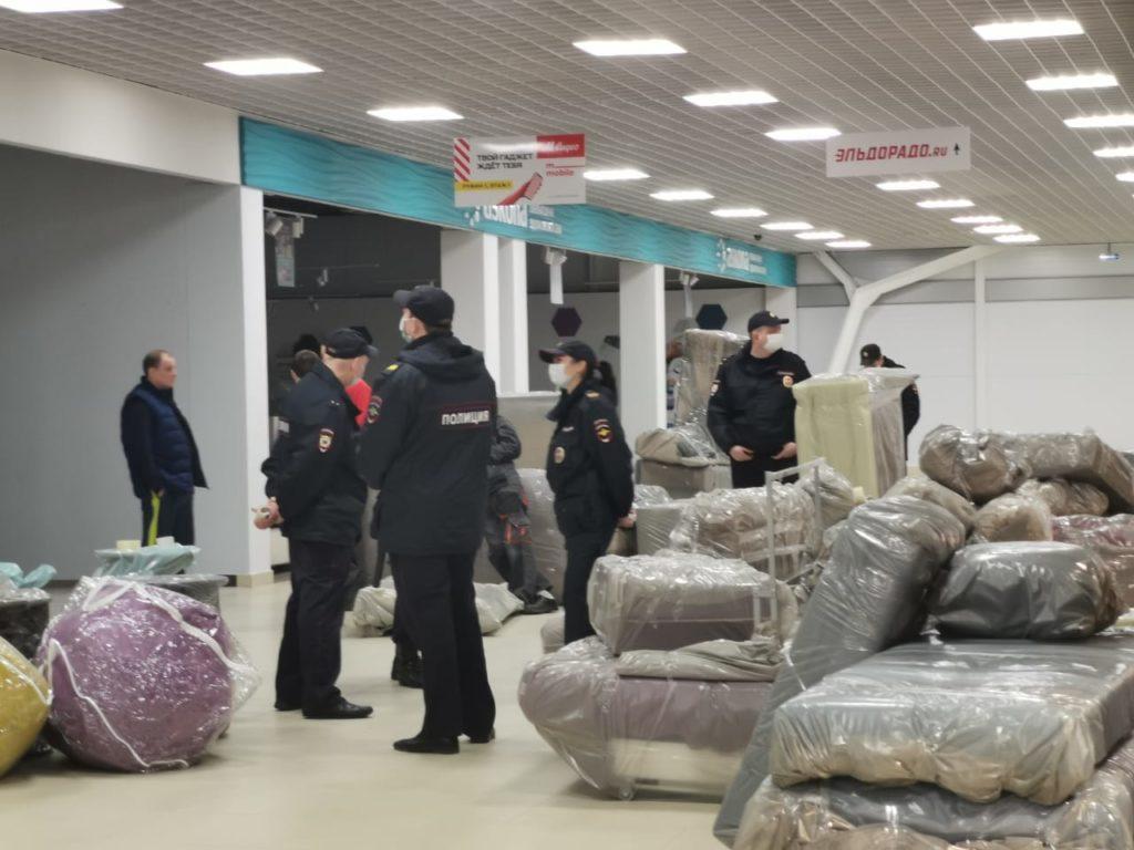 Торговый центр «Рубин» может лишиться арендаторов