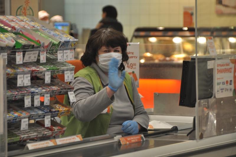 В Тверские магазины могут не пустить без маски