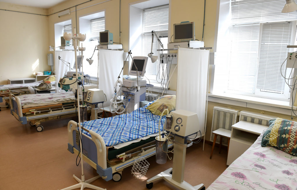 В Тверской области намерены создать более 1300 коек для лечения больных с СОVID-19