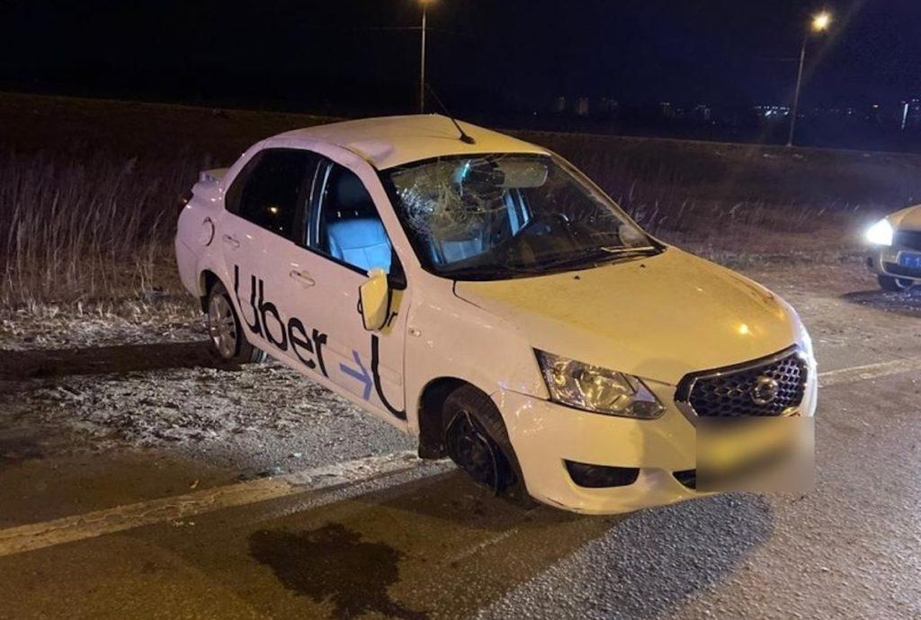 В Тверской области пьяный таксист спровоцировал ДТП