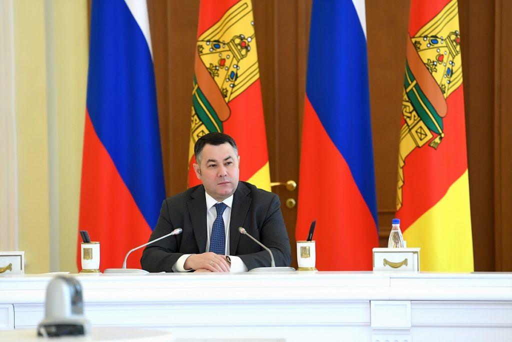 Игорь Руденя: въезд в Тверскую область жителей из других регионов не приветствуется, если они на карантине