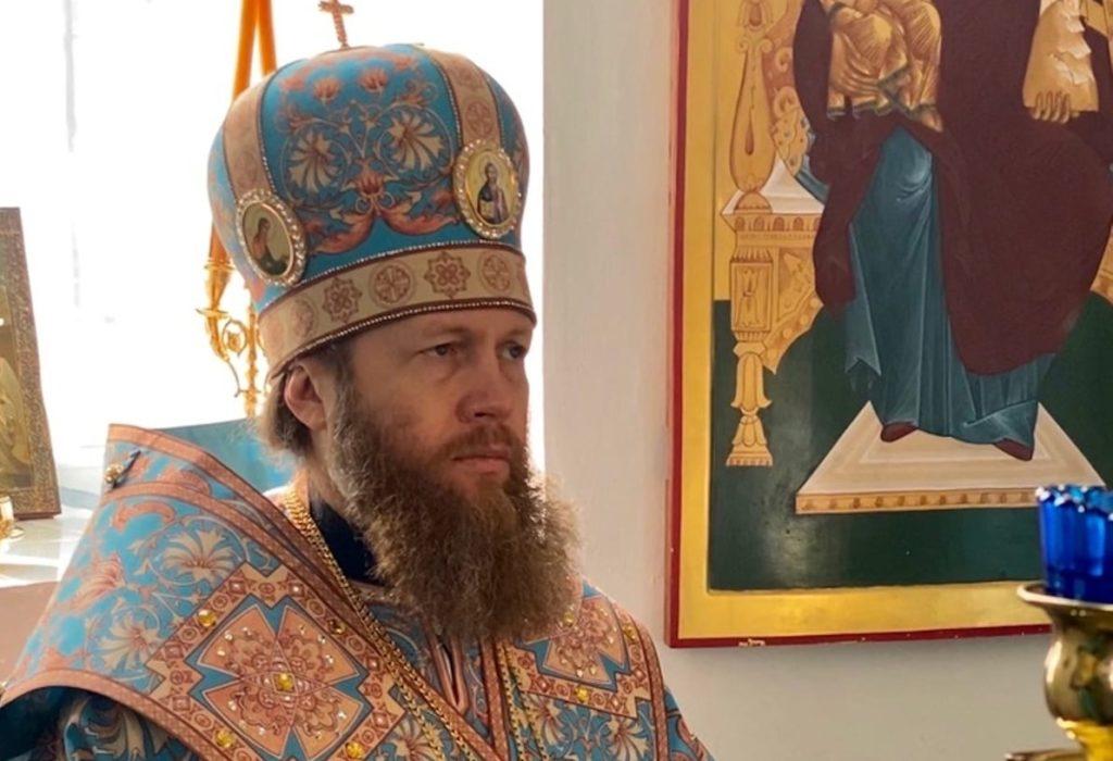 Митрополит Тверской и Кашинский Савва освятит куличи на Пасху в прямом эфире