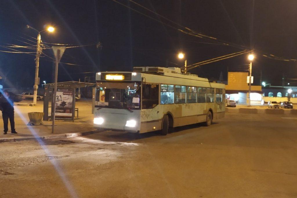 Троллейбусы стали историей Твери