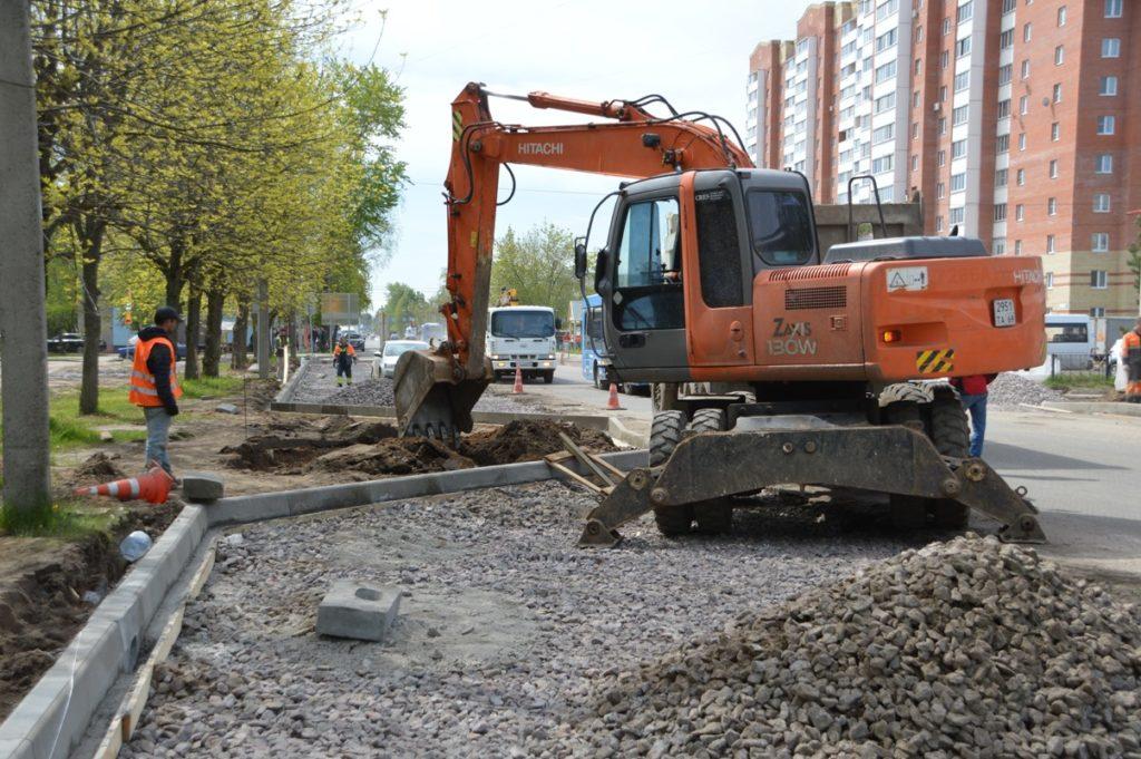 В Твери начался ремонт дорог