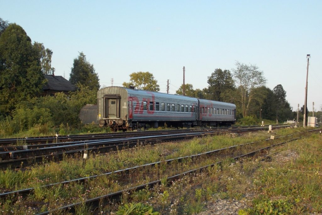 В начале июня в Тверской области отменяются несколько пригородных поездов