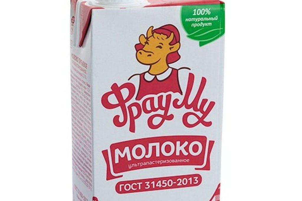 В Тверской области продавали поддельные молоко и ряженку известной марки
