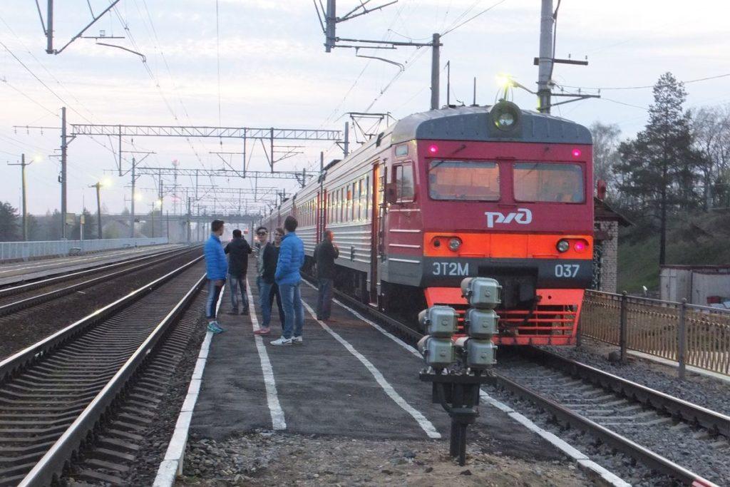 В День России пригородные поезда в Тверской области пойдут по графику выходного дня