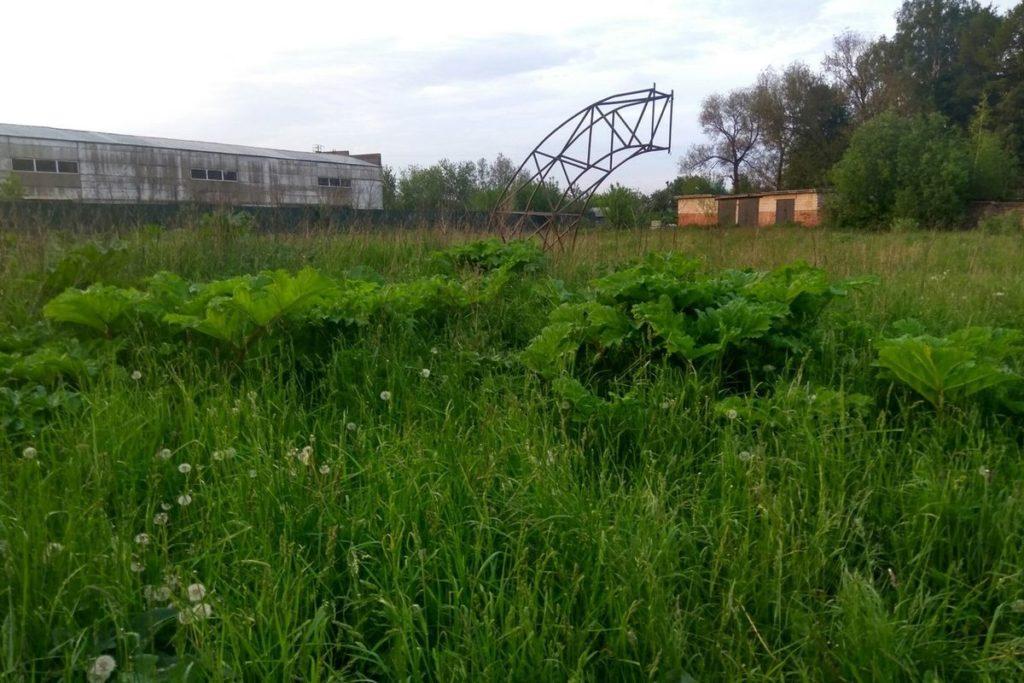 В Тверской области жителей призывают самим привести в порядок стадион