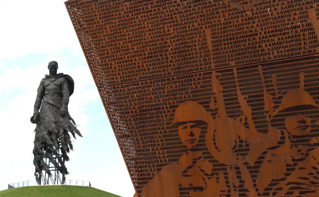 Ржев и Ржевский мемориал Советскому солдату свяжет автобусный маршрут