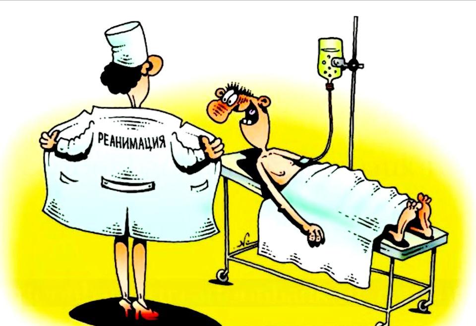 «Хорошо чихает тот, кто чихает последним»: свежие анекдоты про коронавирус