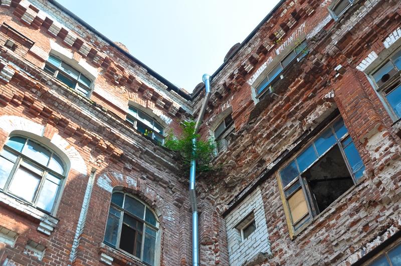 В Твери представили план перестройки Морозовского городка
