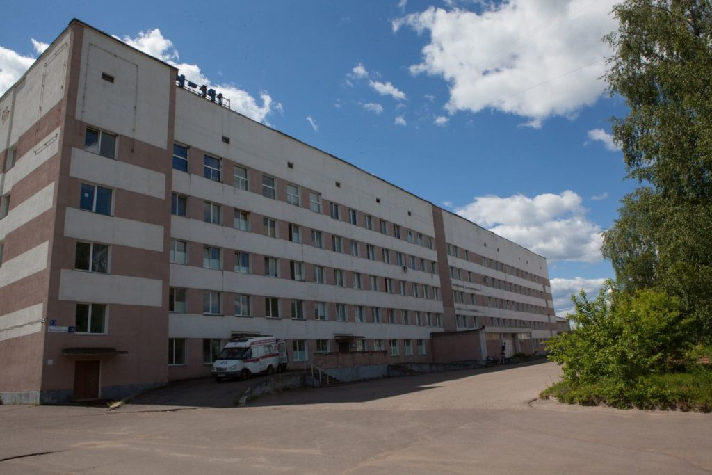 15 млн рублей направила Калининская АЭС на оснащение центрального медучреждения Удомли современным оборудованием