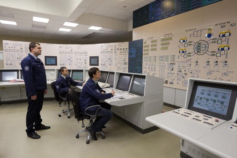 Калининская АЭС на 101,7% выполнила план за май по выработке электроэнергии