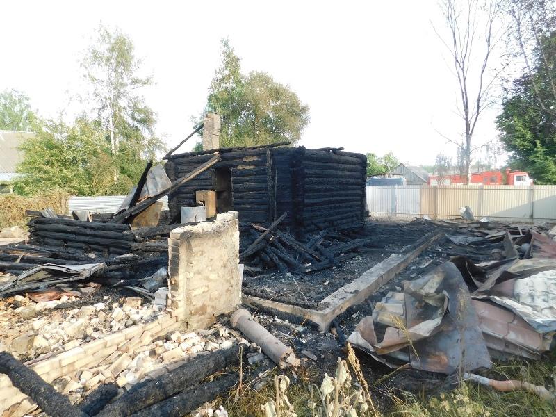 В Торжокском районе на пожаре погибла 7-летняя девочка