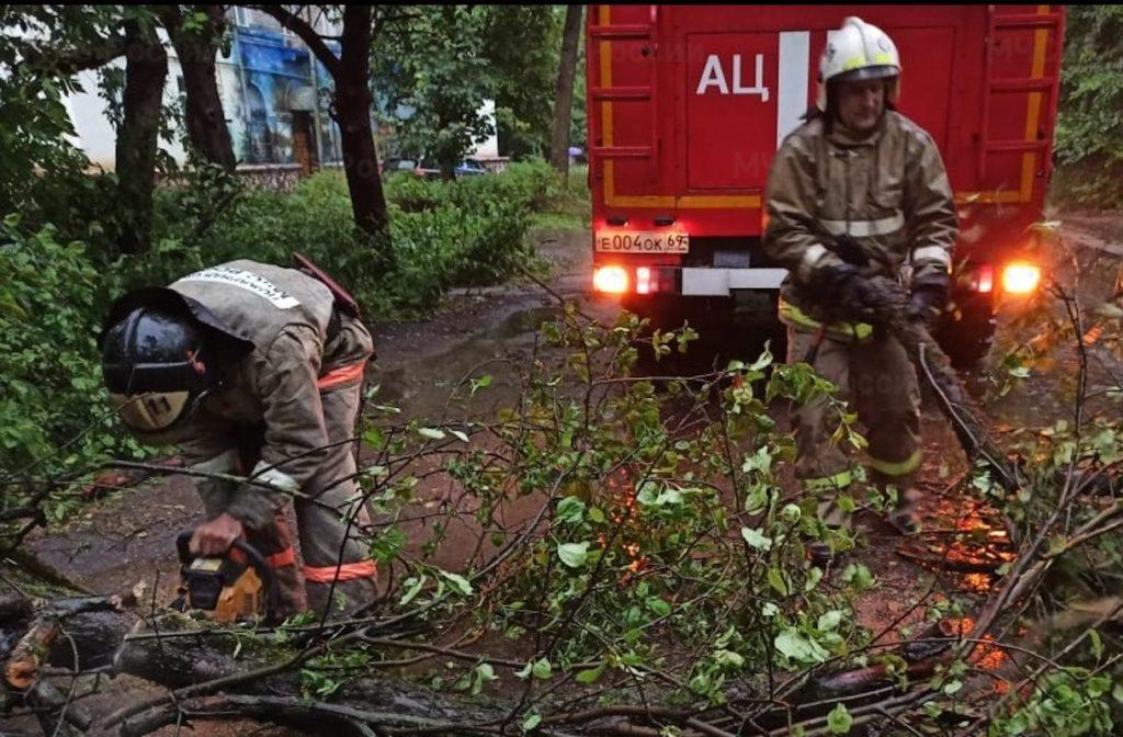 Восстановление электроснабжения Тверской области завершается