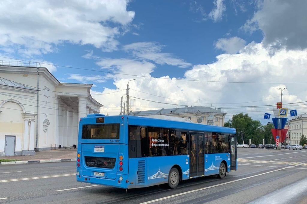 Безбилетников в автобусах Твери будут ловить полицейские и контролеры