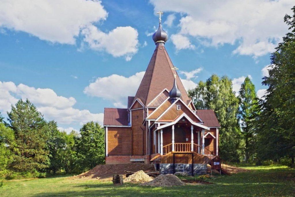 Катавасия в Тверской митрополии