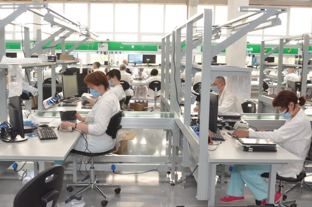В России по заказу «Ростелекома» началось производство планшетов для Всероссийской переписи населения