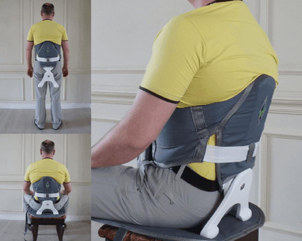 Здоровая спина и отличное самочувствие суставов!