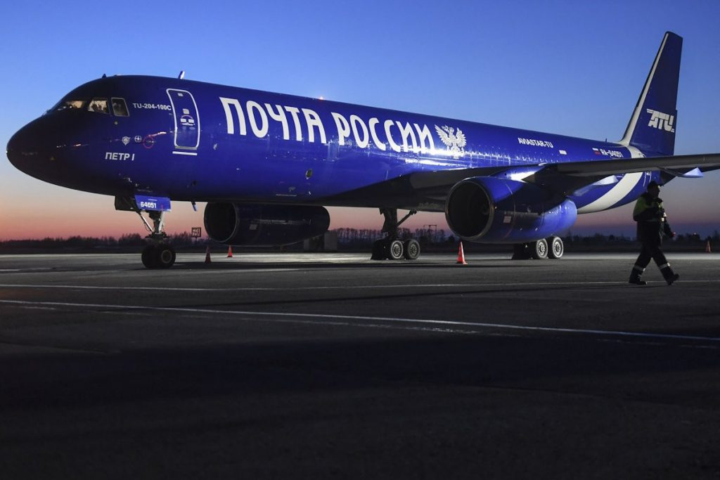 «Почта России» задумалась о собственной грузовой авиакомпании
