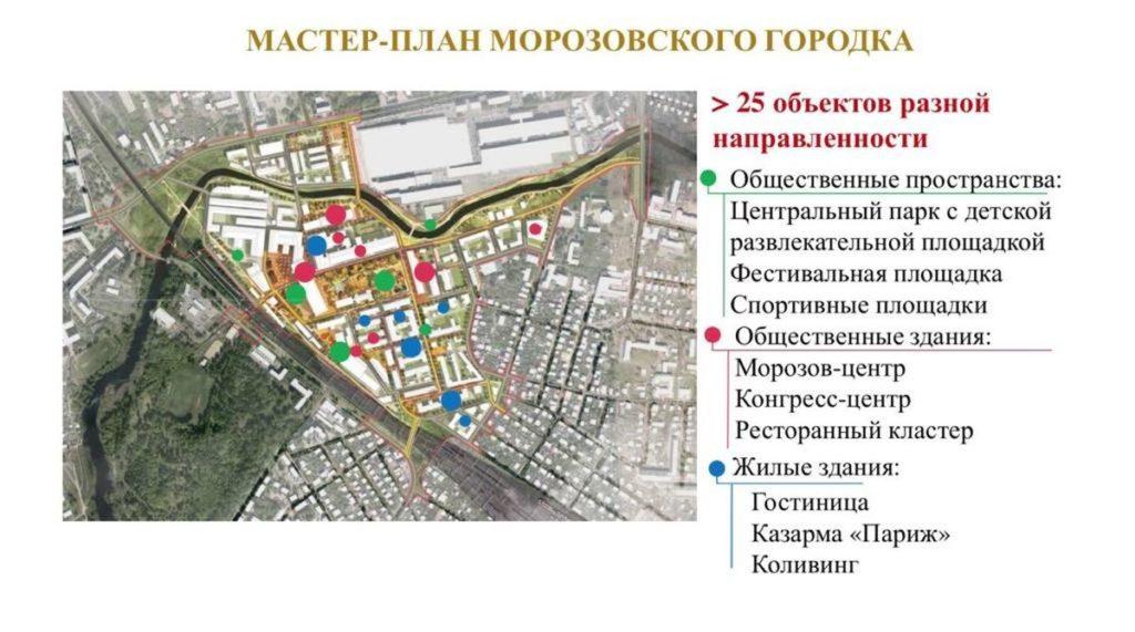 В Твери обсудили проект реновации Морозовского городка