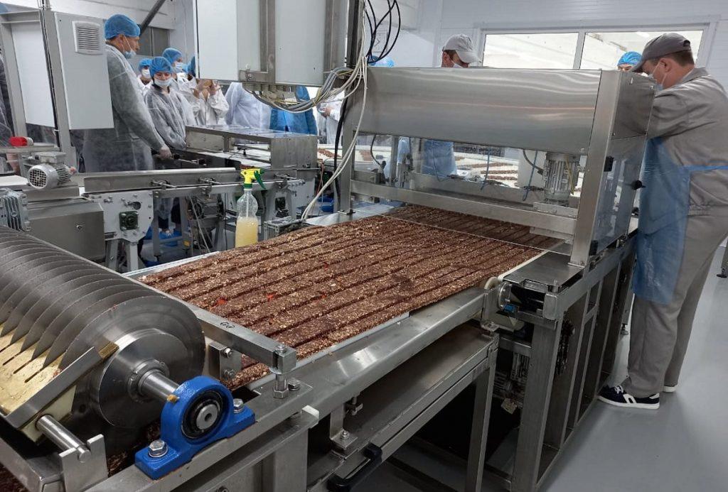 Под Торжком открыли пищевое производство на 100 рабочих мест