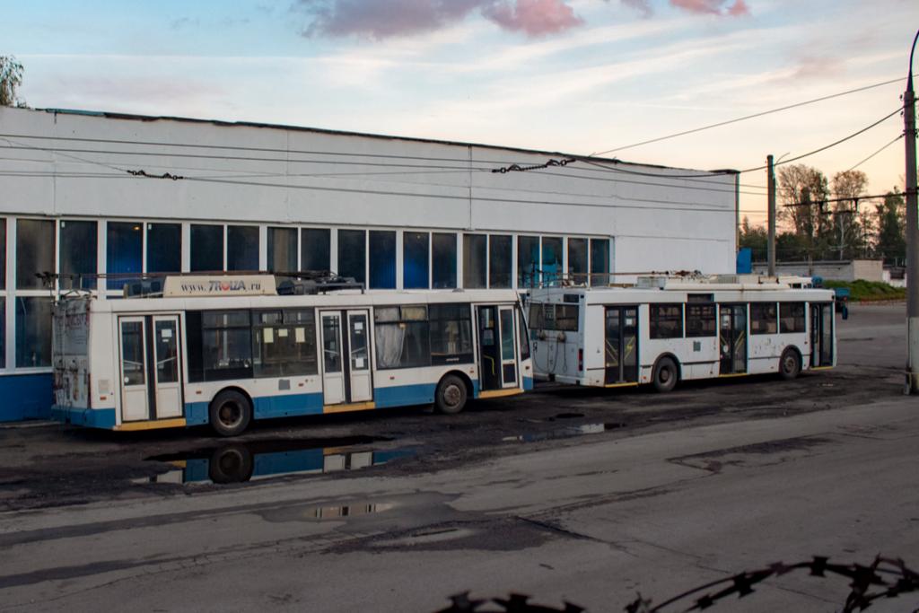 Десять тверских троллейбусов купил Ярославль
