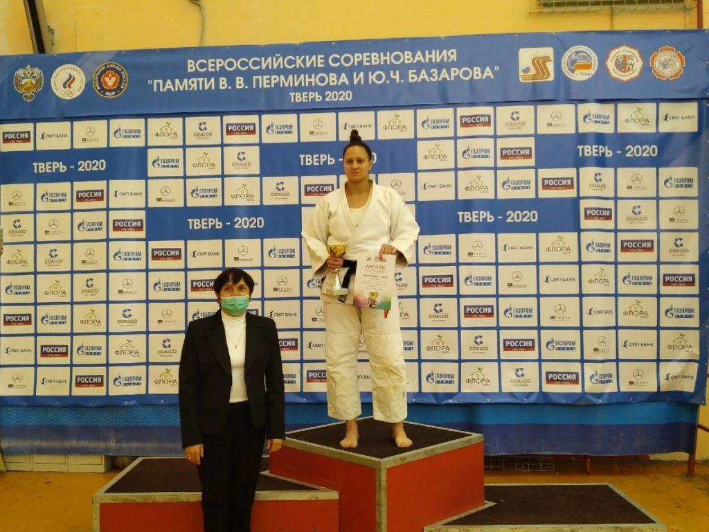 Тверские дзюдоисты завоевали медали на всероссийском турнире