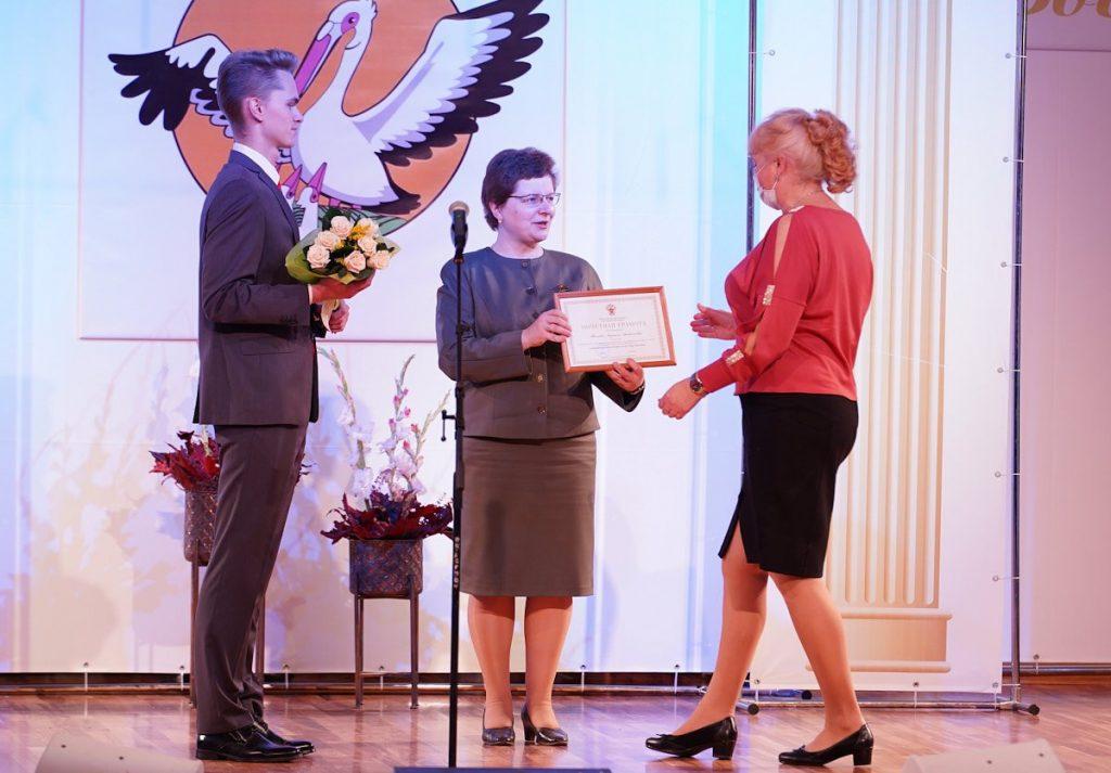 В День учителя в Твери чествовали лучших педагогов и воспитателей