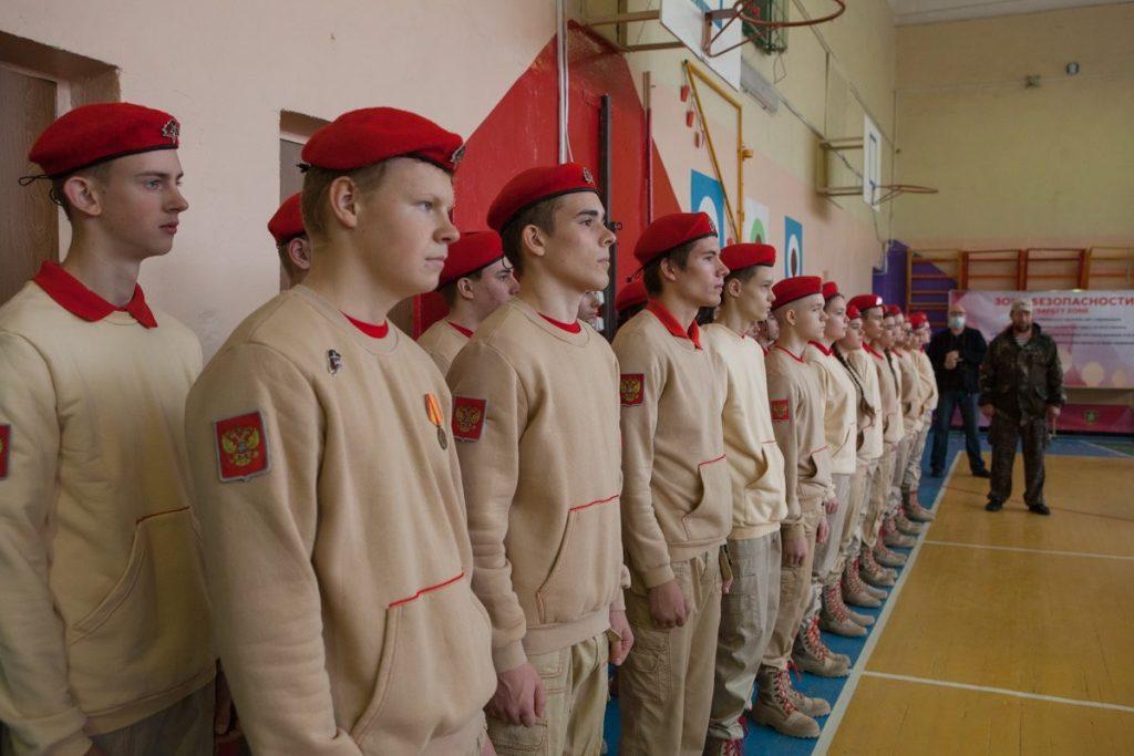 Калининская АЭС: атомная отрасль направила 7 млн рублей на создание в Удомле военно-патриотического спортивного клуба «Атом»