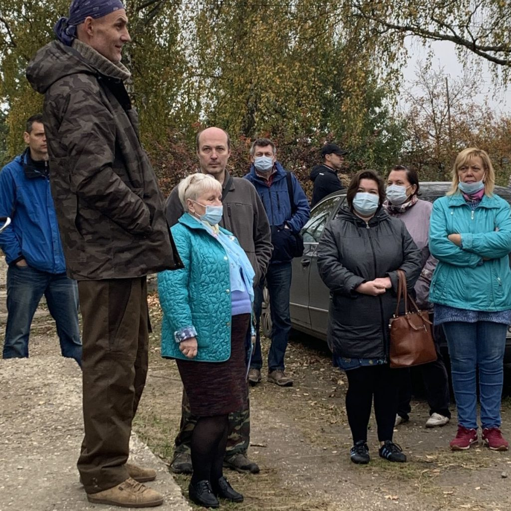 Калининский район поднялся против нового маршрута М-11