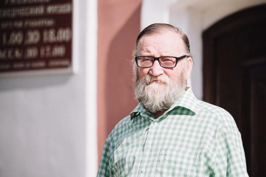 Во Ржеве скончался известный краевед и историк Олег Кондратьев