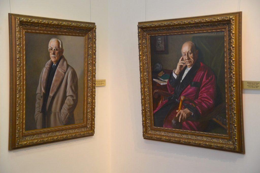 Жителям Твери покажут картины художника-академика Александра Шилова