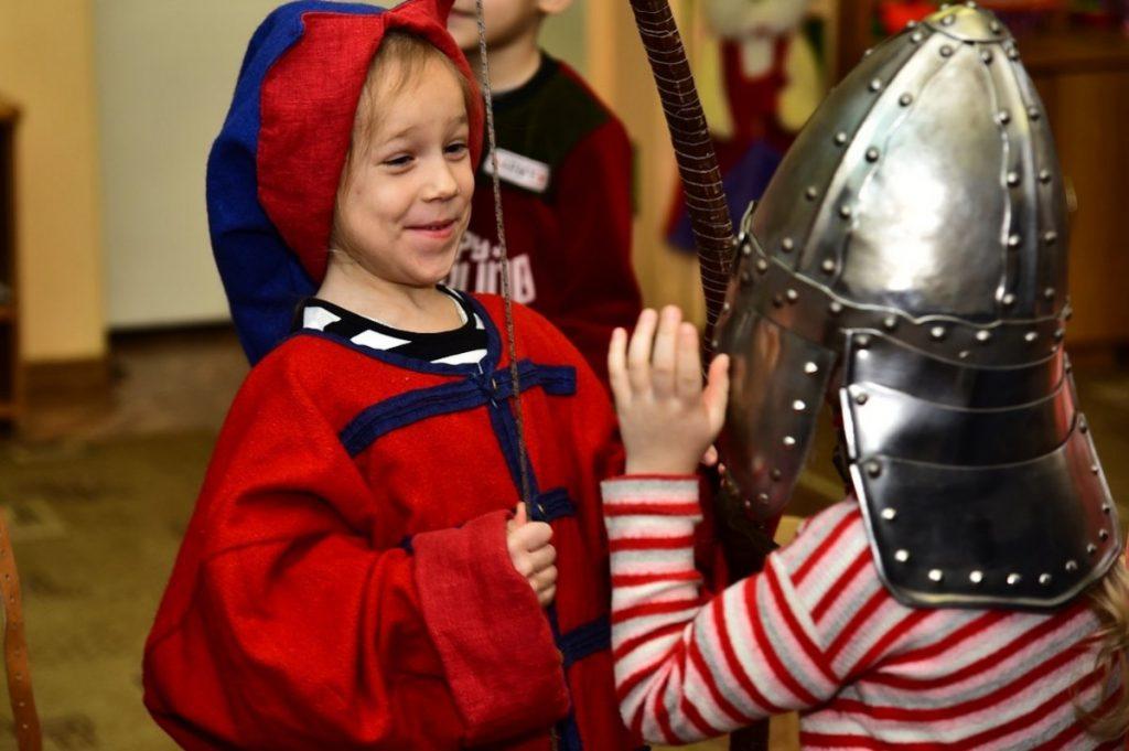 Юных жителей Твери приглашают стать богатырями