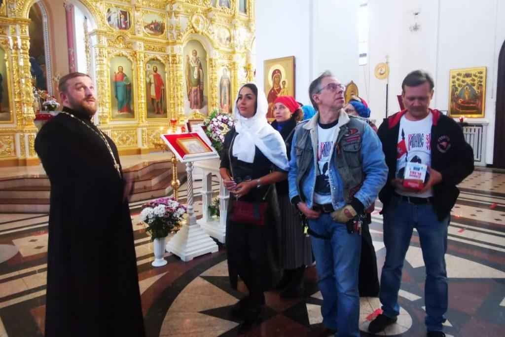 По Тверской области проходит «Путь Александра»