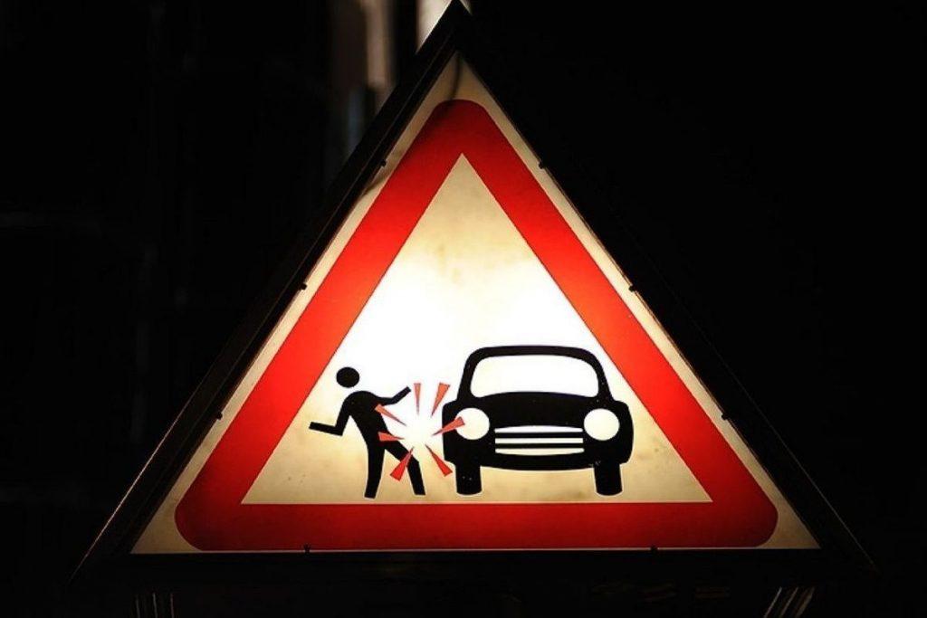 В Твери машина сбила подростка на «зебре»