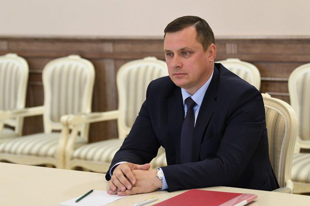 Олег Грязнов стал главой Сандовского муниципального округа