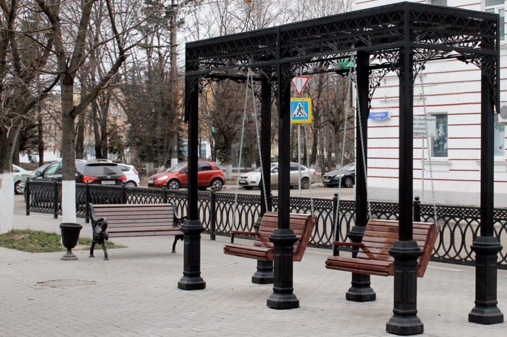 Концепция благоустройства пешеходной зоны в центре Твери будет выбрана по конкурсу