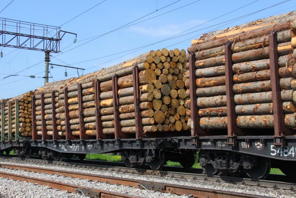 В октябре в Тверской области на железной дороге погрузили более 128 тысяч тонн грузов