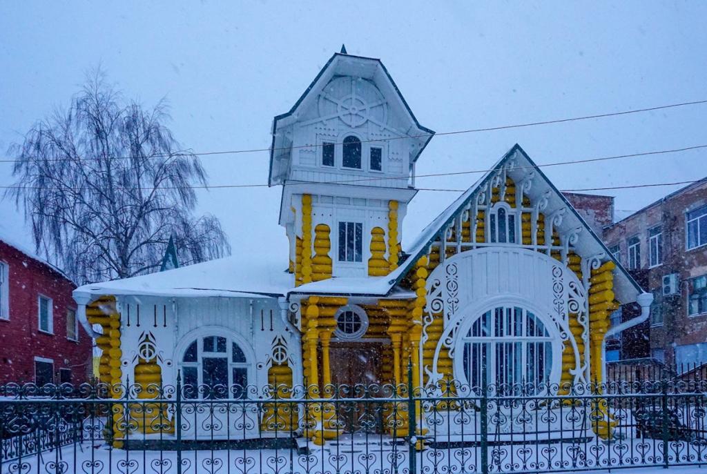 Город в Тверской области вошел в топ-10 городов России для отдыха на Новый год