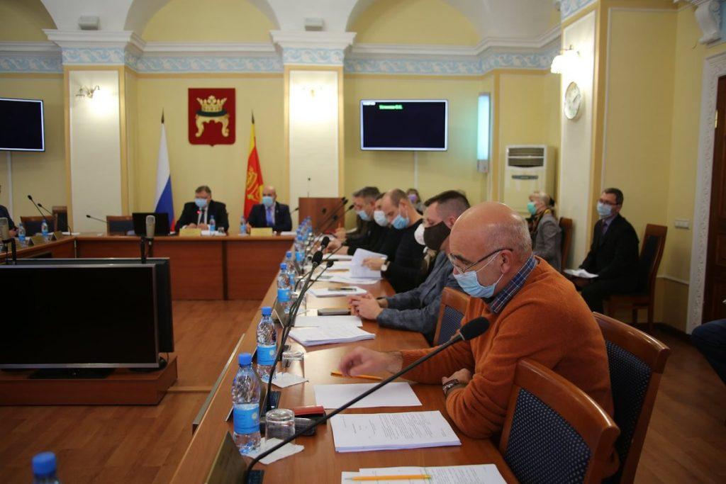 Депутаты ТГД «перекроили» бюджет Твери