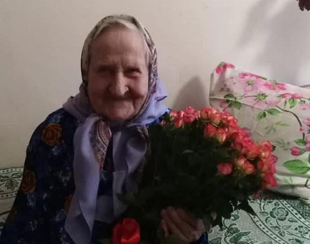 Труженица тыла Екатерина Федоровна Власова отметила вековой юбилей