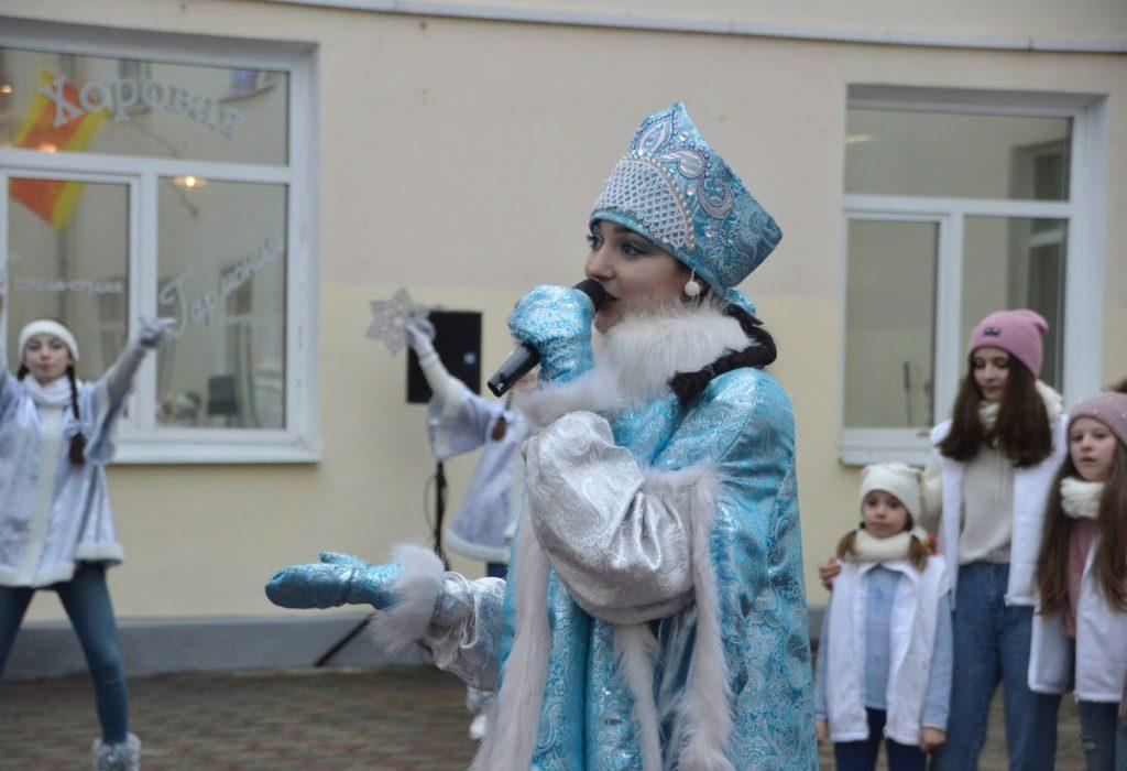 Дед Мороз посетил Тверь