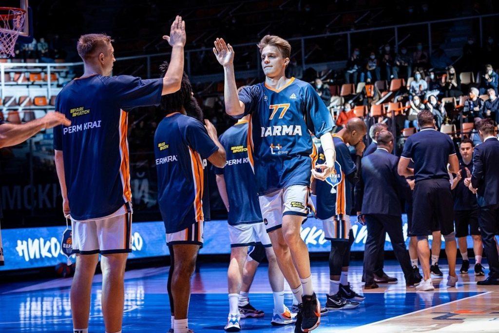 Баскетболист из Тверской области дебютировал в Единой Лиге ВТБ