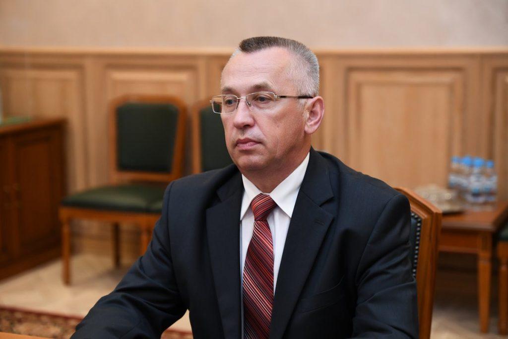 Владимир Морозов стал главой Пеновского муниципального округа