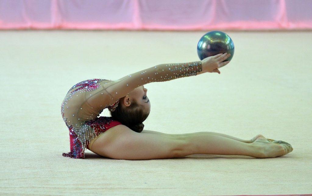 Грации из Твери были вне конкуренции на первенстве области по художественной гимнастике