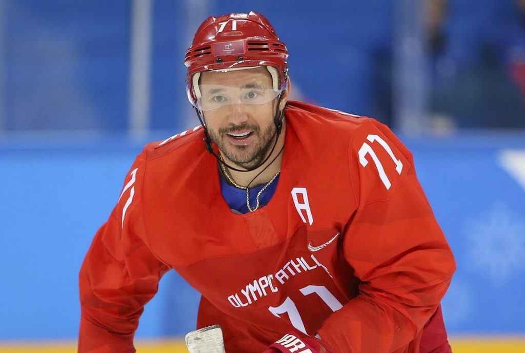 Уроженец Твери занял 17-ю строчку в рейтинге успешных спортсменов России